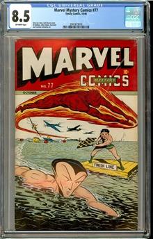 Marvel Mystery #77