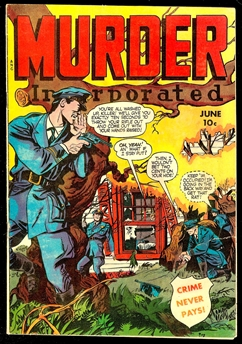 Murder Incorporated #11