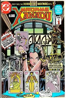 Madame Xanadu #1