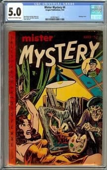 Mister Mystery #4
