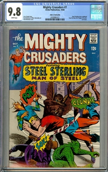 Mighty Crusaders #7