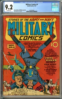 Military Comics #4