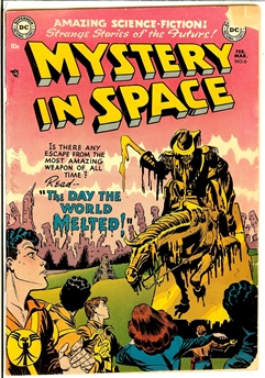 Mystery in Space #6