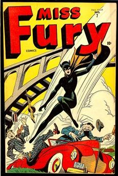 Miss Fury #7