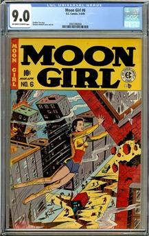 Moon Girl #6