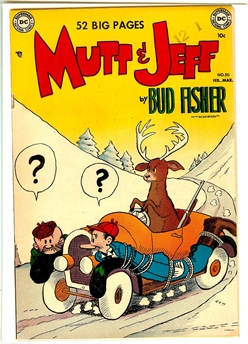 Mutt and Jeff #50