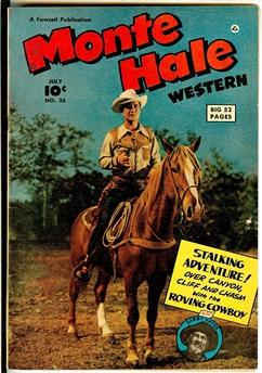 Monte Hale Western #38