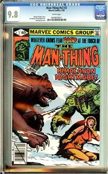 Man-Thing (Vol 2) #2