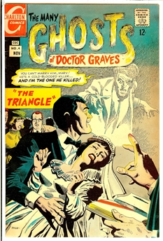 Many Ghosts of Doctor Graves #4