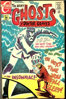 Many Ghosts of Doctor Graves #5