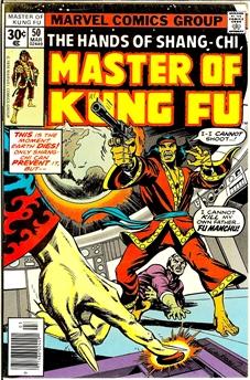 Master of Kung Fu #50