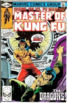 Master of Kung Fu #89