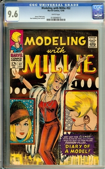 Modeling with Millie #52