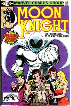 Moon Knight #1