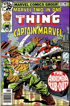 Marvel Two-In-One #45