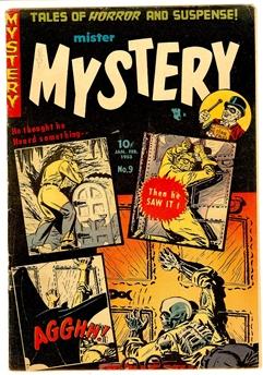 Mister Mystery #9