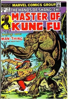 Master of Kung Fu #19