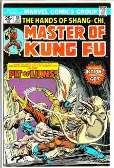 Master of Kung Fu #30