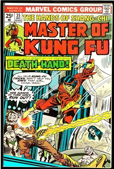 Master of Kung Fu #35