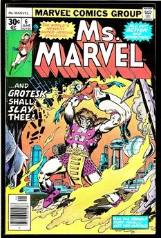 Ms Marvel #6