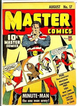 Master Comics #17