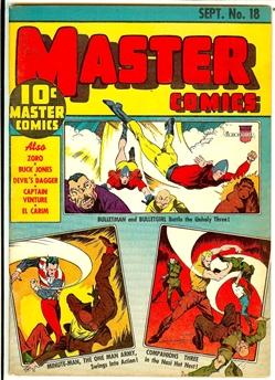 Master Comics #18