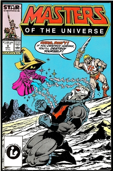Masters of the Universe #9