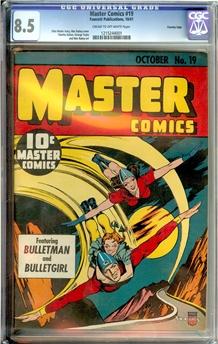 Master Comics #19