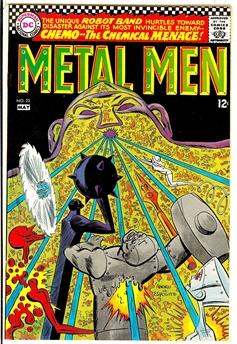 Metal Men #25