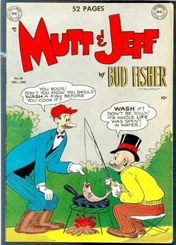 Mutt and Jeff #43