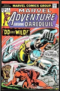 Marvel Adventures Starring Daredevil #2