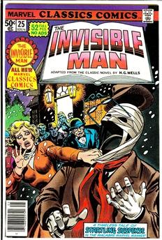 Marvel Classic #25