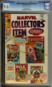 Marvel Collectors' Item #11