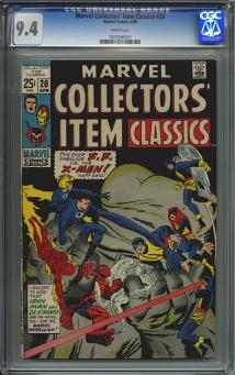 Marvel Collectors' Item #20