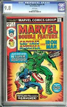 Marvel Double Feature #8