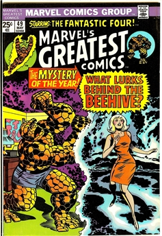 Marvel's Greatest Comics #49