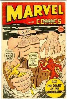 Marvel Mystery #90