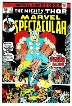 Marvel Spectacular #9