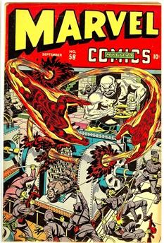 Marvel Mystery #58