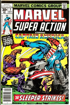 Marvel Super Action #3