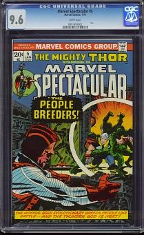 Marvel Spectacular #5