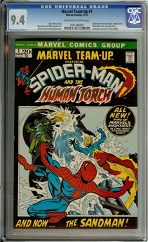 Marvel Team-Up #1