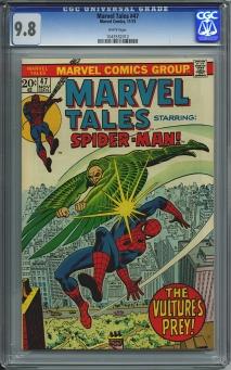 Marvel Tales #47