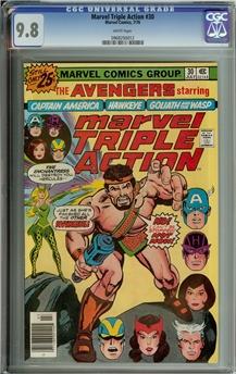 Marvel Triple Action #30