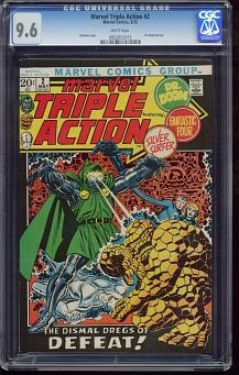 Marvel Triple Action #2