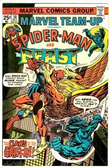 Marvel Team-Up #38