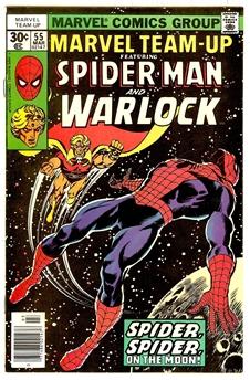 Marvel Team-Up #55