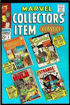 Marvel Collectors' Item #6