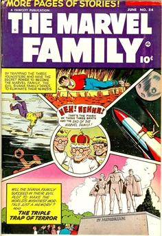 Marvel Family #84