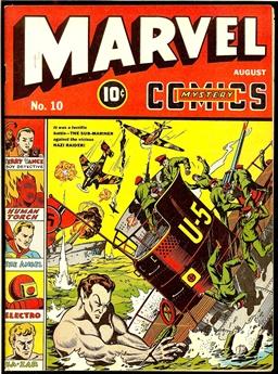 Marvel Mystery #10
